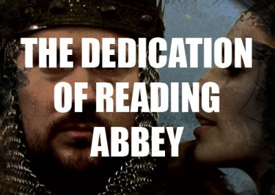 The Dedication of Reading Abbey