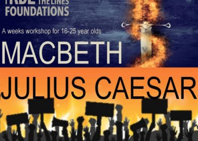 Foundations: Macbeth & Julius Caesar