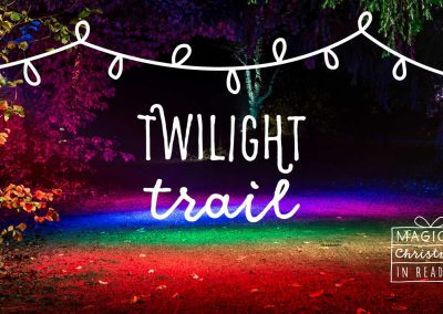 Reading Twilight Trail