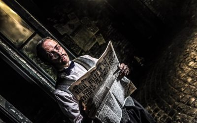 Immersive Theatre: A Get Up On Stage Masterclass with Roddy Peters