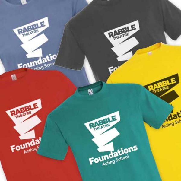 RABBLE - Foundations - T-Shirt
