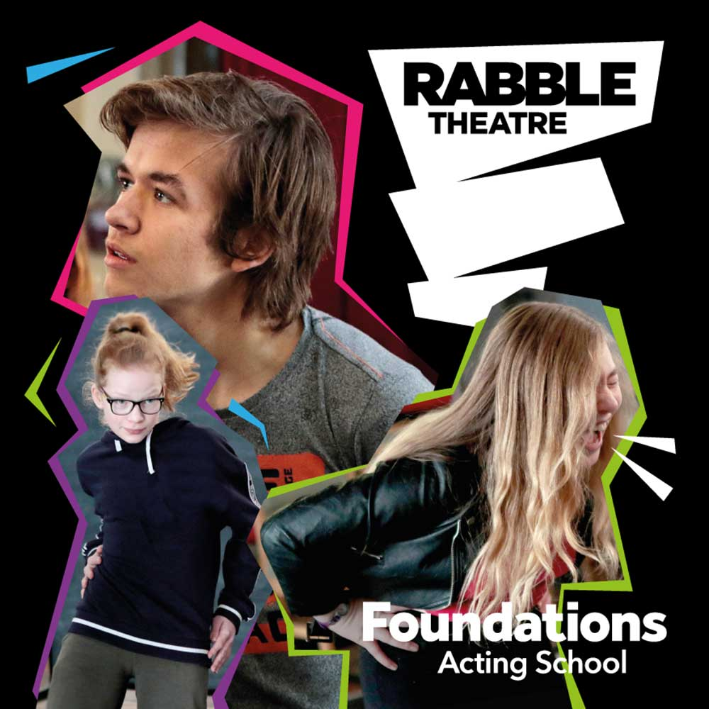 RABBLE Foundations Acting School