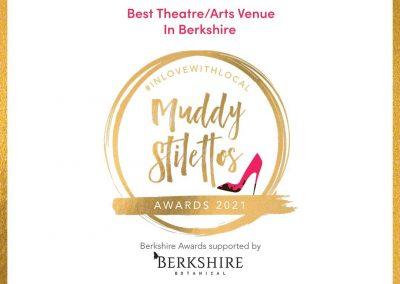 RABBLE Nominated for Muddy Stilettos Award