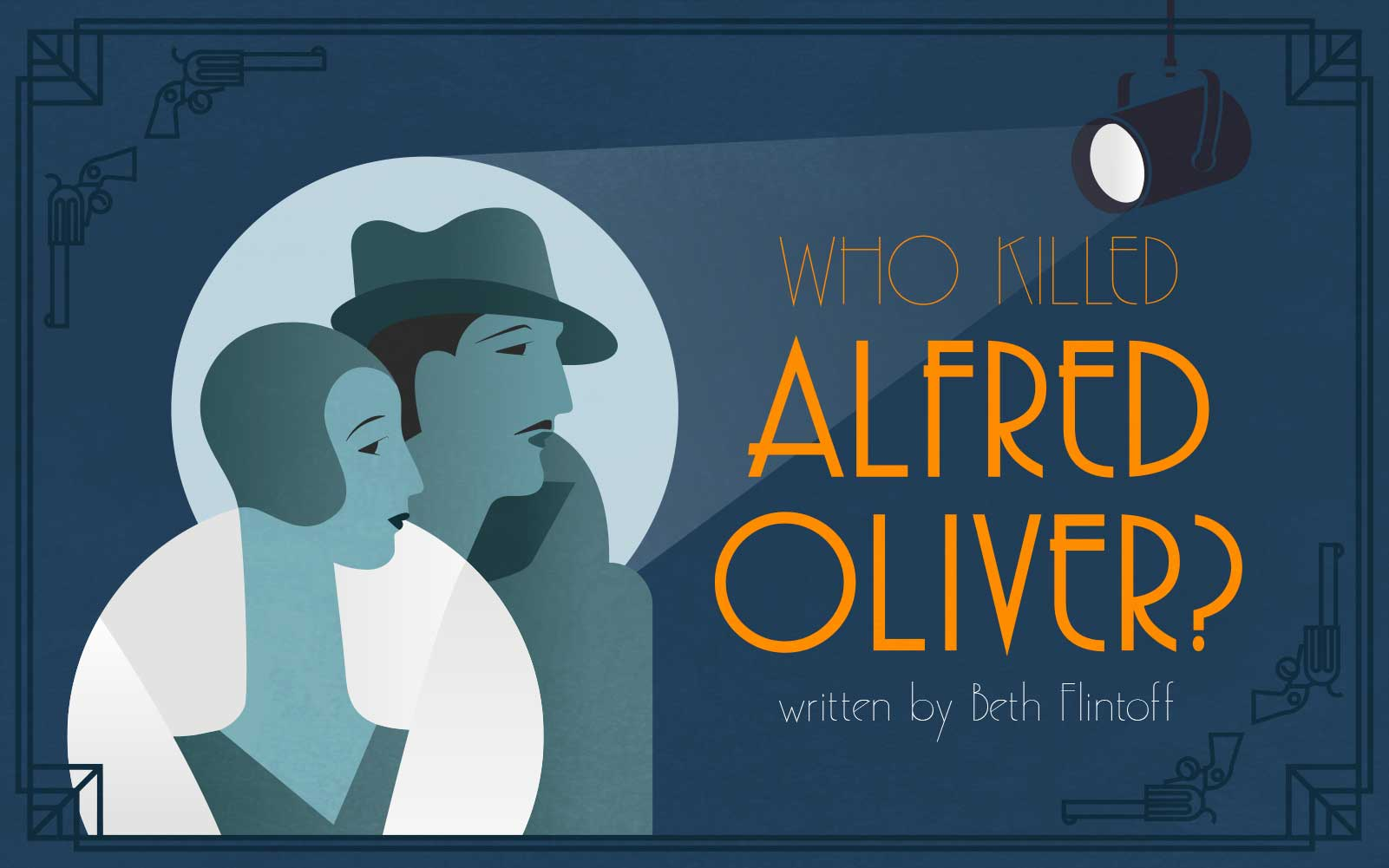 Who Killed Alfred Oliver?